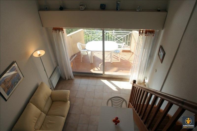 Sale apartment Sainte maxime 250000€ - Picture 5