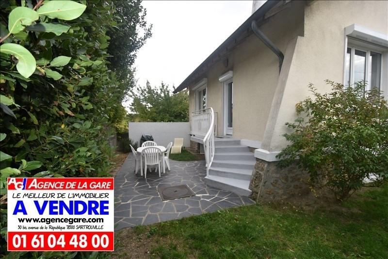 Revenda casa Sartrouville 549000€ - Fotografia 1
