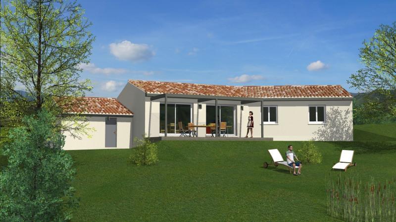 Maison  5 pièces + Terrain 450 m² Malataverne par TRADIBATI