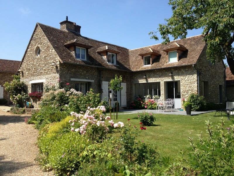 Vente maison / villa Grosrouvre 670000€ - Photo 1