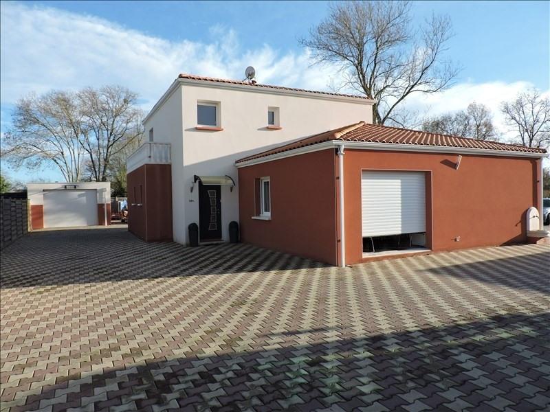 Vente maison / villa La chapelle heulin 439990€ - Photo 1