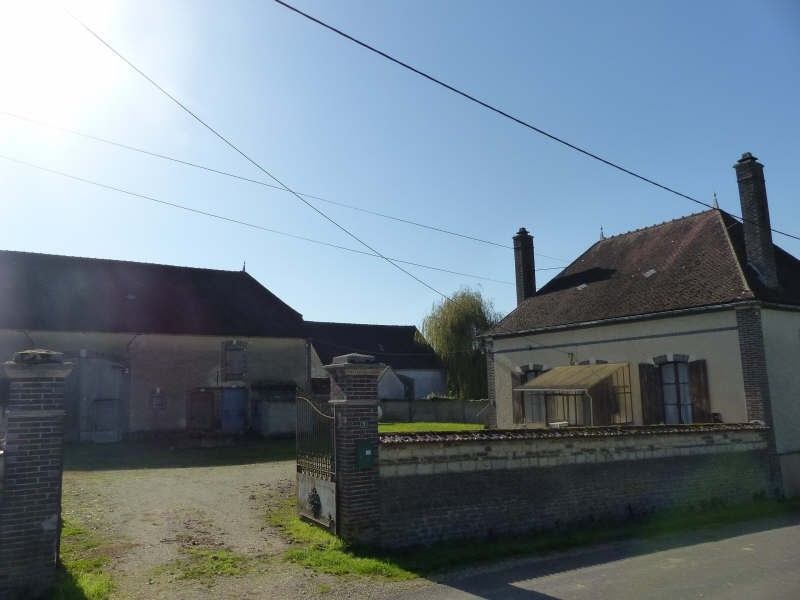 Vente maison / villa Neuvy sautour 96000€ - Photo 2