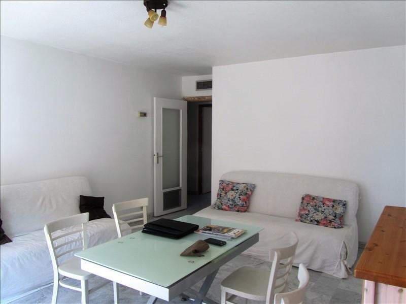 Sale apartment Le golfe juan 265 000€ - Picture 1