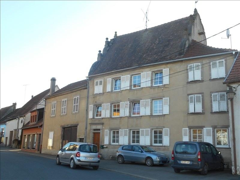 Sale house / villa Sarrewerden 127000€ - Picture 2