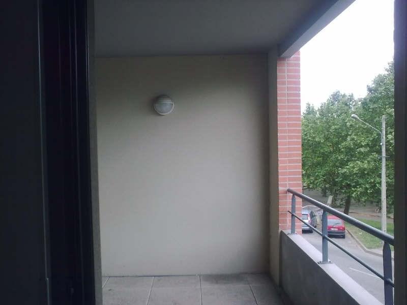 Rental apartment St lys 450€ CC - Picture 4
