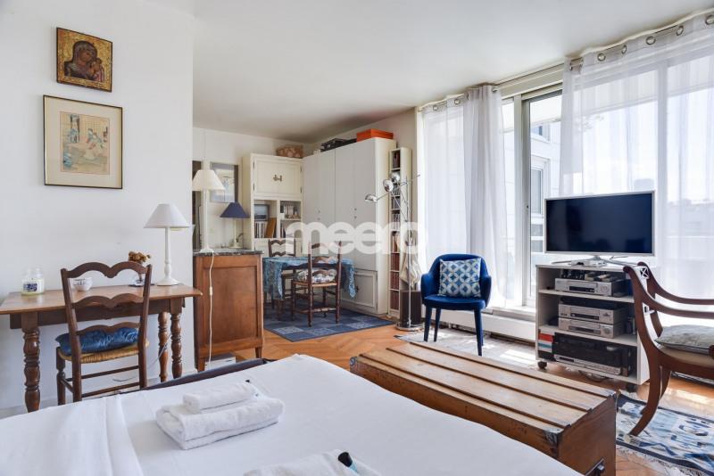 Rental apartment Paris 15ème 1800€ CC - Picture 3