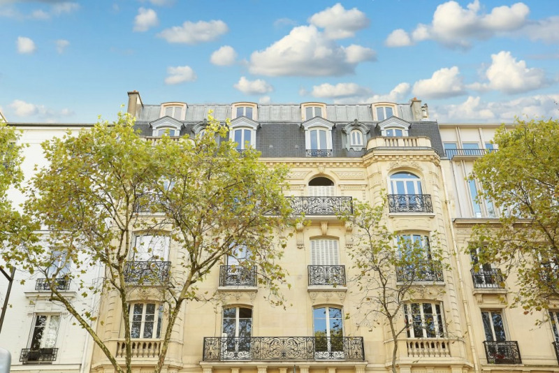 Vente de prestige appartement Boulogne-billancourt 861315€ - Photo 10