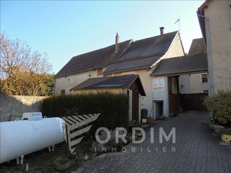 Sale house / villa Beaulieu sur loire 106500€ - Picture 5
