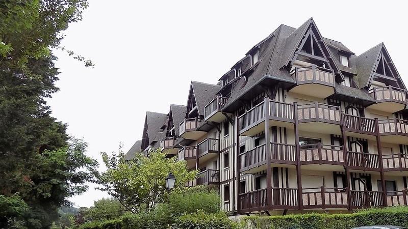 Vente appartement Tourgeville 268000€ - Photo 1