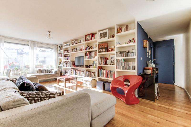 Sale apartment Paris 11ème 980000€ - Picture 1