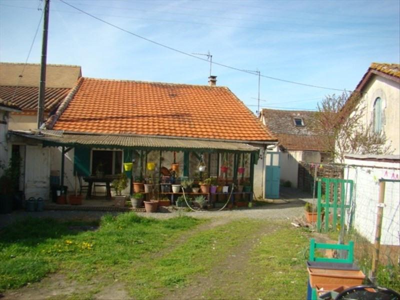 Vente maison / villa Montpon menesterol 76000€ - Photo 2