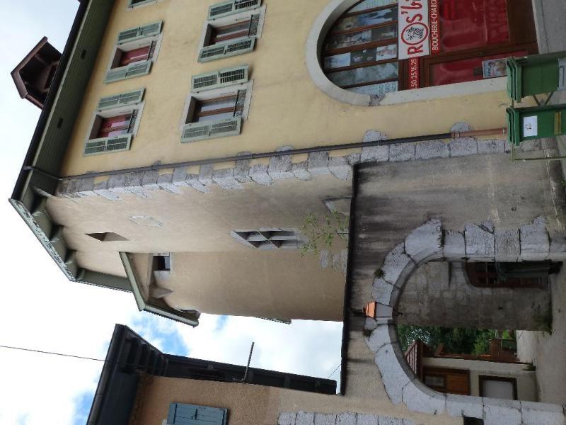 Location appartement La roche sur foron 382€ CC - Photo 1