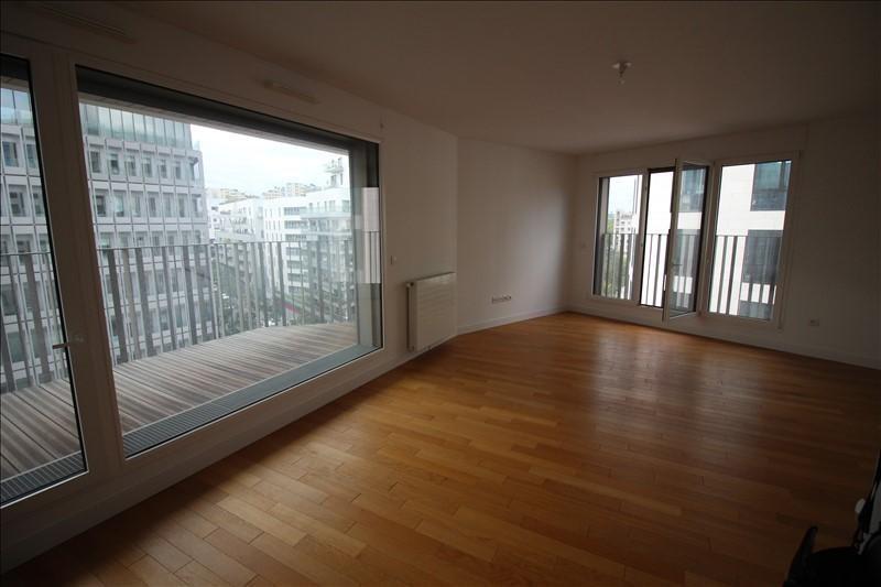 Rental apartment Boulogne billancourt 3400€ CC - Picture 1