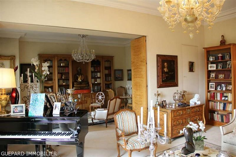 Vente de prestige appartement Paris 16ème 3 900 000€ - Photo 7