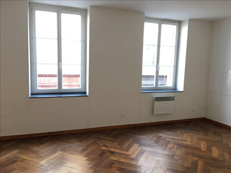 Rental apartment Ste colombe 600€ CC - Picture 2