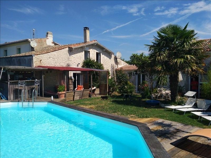 Vente maison / villa St palais sur mer 385000€ - Photo 1