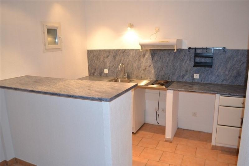 Rental apartment Puyricard 735€ CC - Picture 1