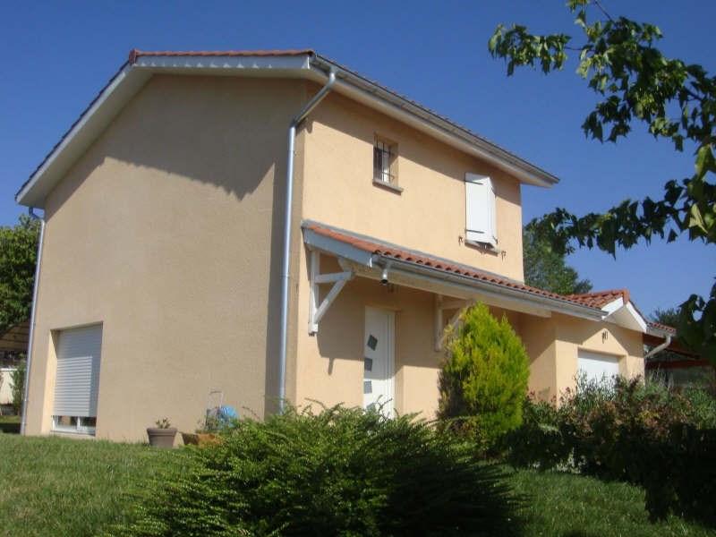 Vente maison / villa Chonas l amballan 308500€ - Photo 2
