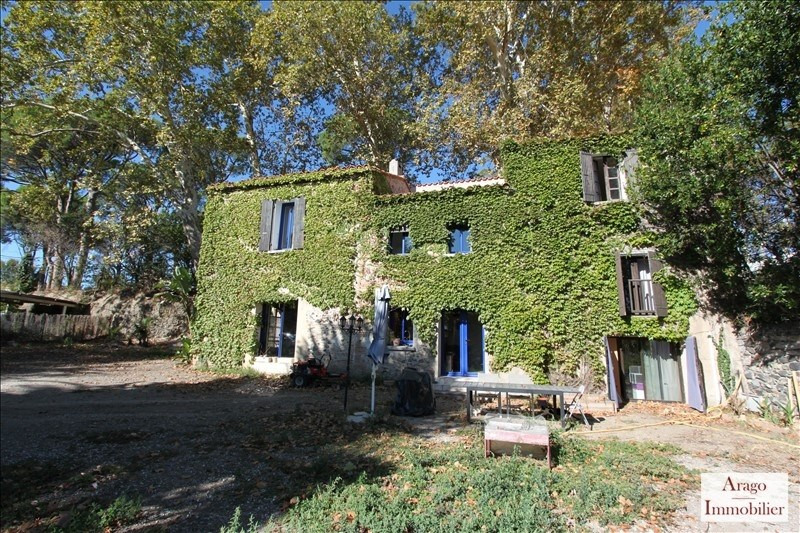 Vente maison / villa Espira de l agly 344000€ - Photo 1