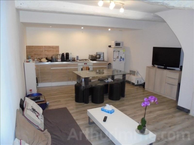 Sale house / villa Lezignan la cebe 124000€ - Picture 1