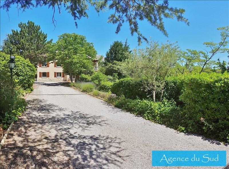 Vente de prestige maison / villa Roquevaire 680000€ - Photo 1