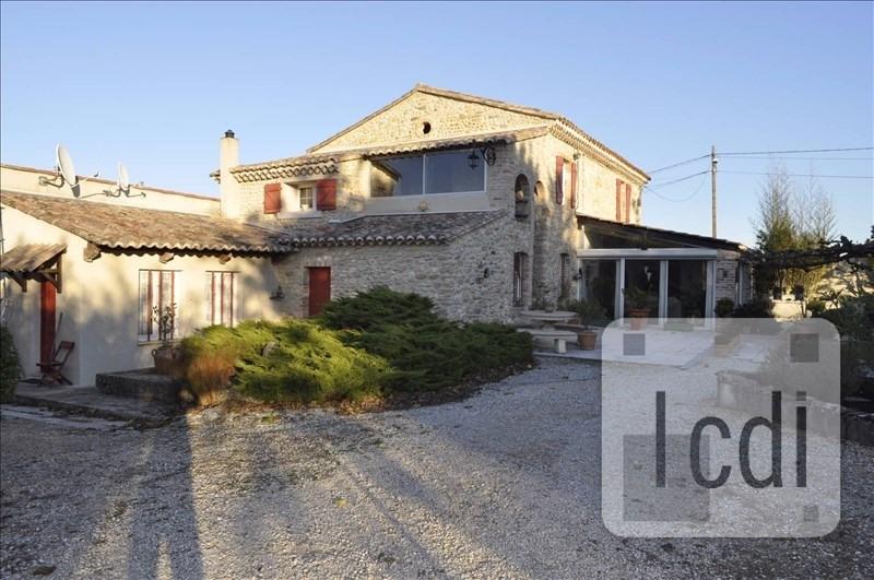 Vente de prestige maison / villa Ales 572000€ - Photo 1
