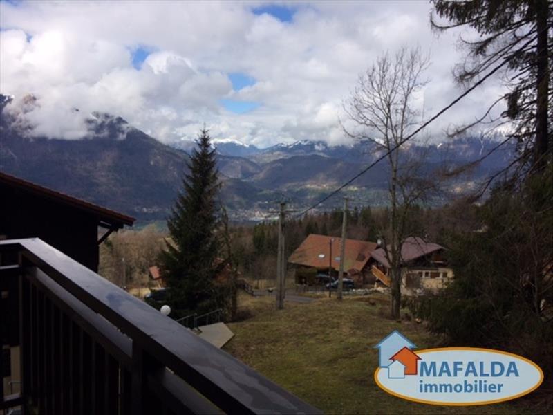Sale apartment Mont saxonnex 41900€ - Picture 1