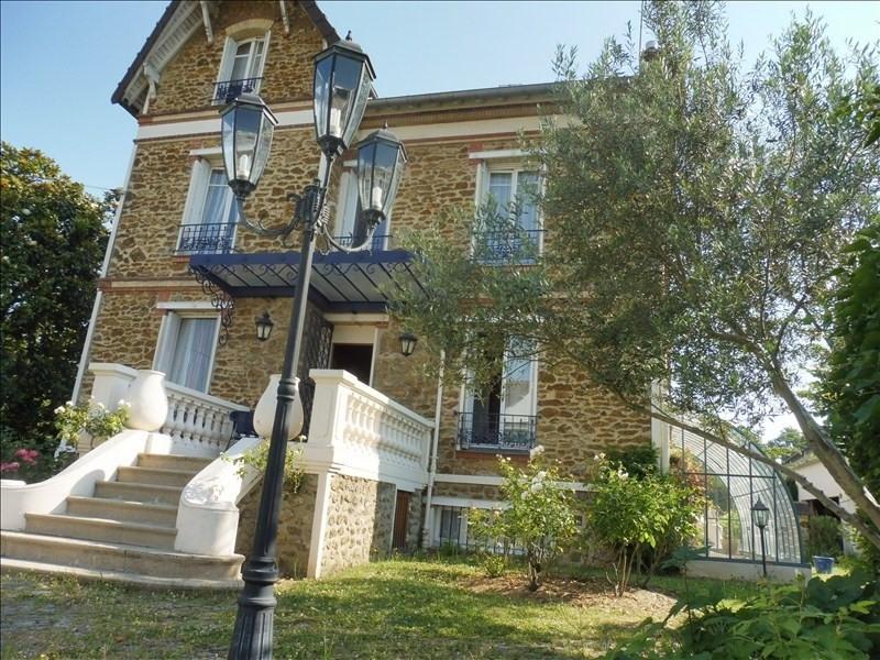 Vente maison / villa Villemomble 695000€ - Photo 1