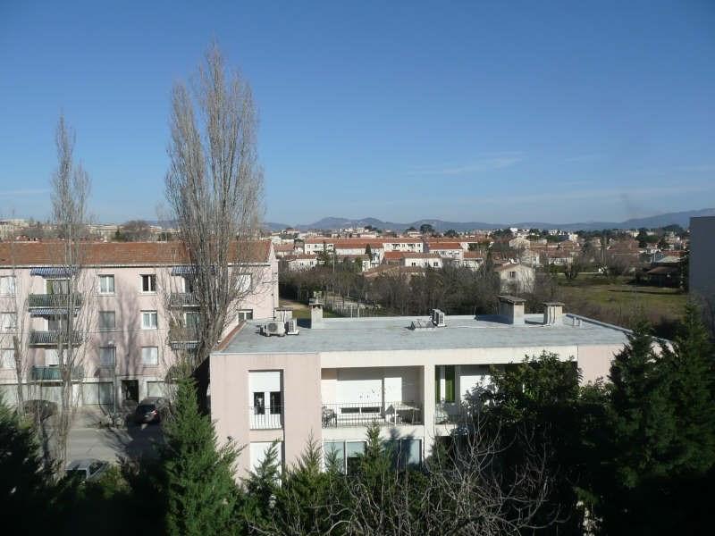 Vente appartement Carpentras 52800€ - Photo 1