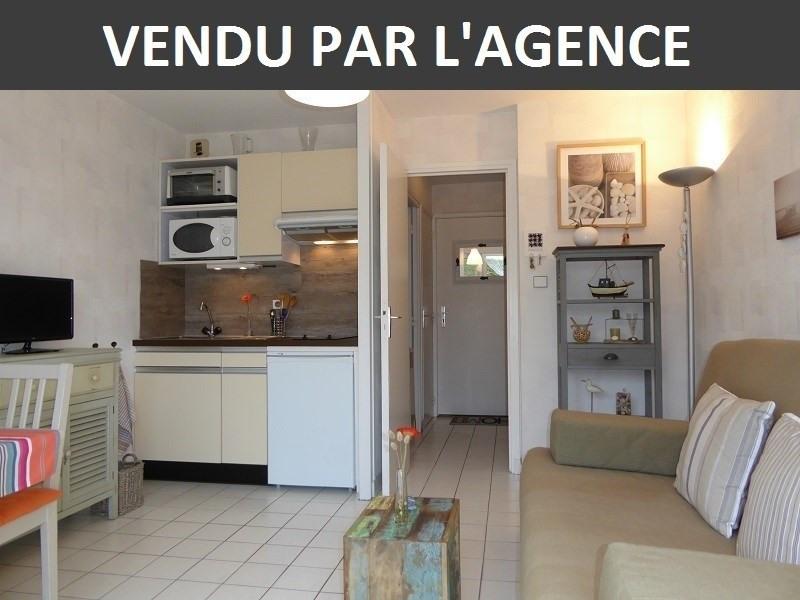 Sale apartment Carnac 100000€ - Picture 1