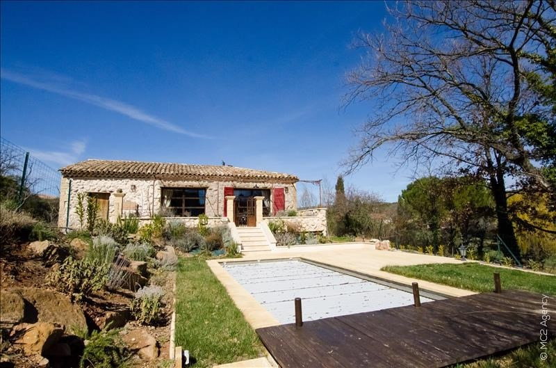 Vente de prestige maison / villa Pourrieres 572000€ - Photo 2