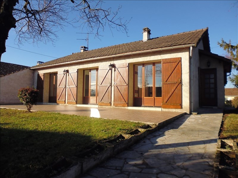 Vente maison / villa Poitiers 189000€ - Photo 1