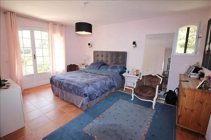 Vente de prestige maison / villa Peymeinade 620000€ - Photo 7