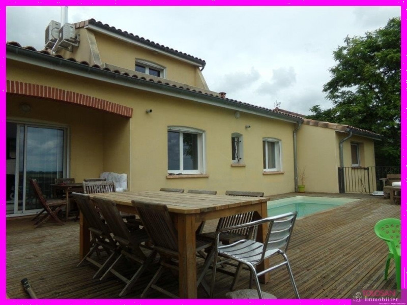 Vente maison / villa Ayguesvives secteur 384 000€ - Photo 1