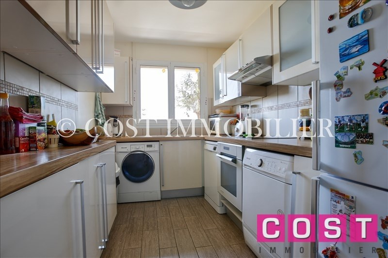 Deluxe sale apartment Courbevoie 1 050 000€ - Picture 12