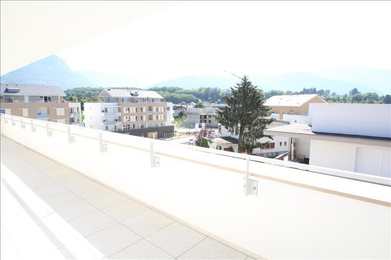 Vente appartement Barberaz 322000€ - Photo 4
