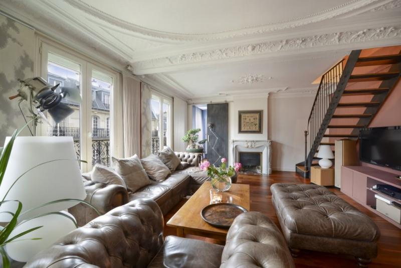 Vente de prestige appartement Paris 9ème 1924000€ - Photo 2