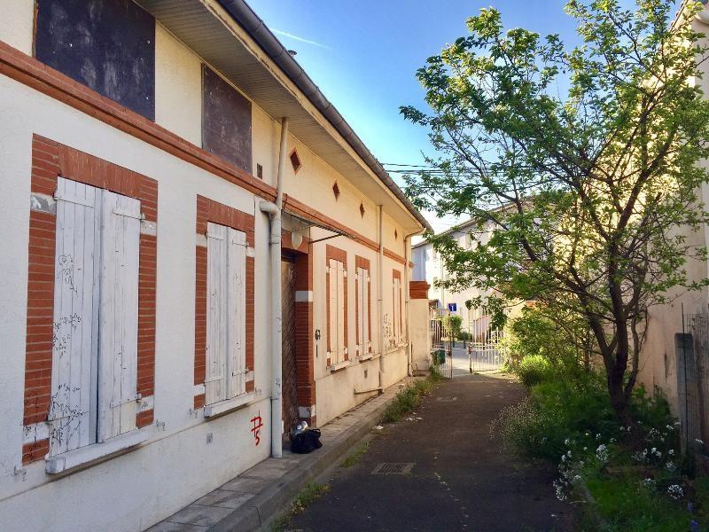 Sale apartment Toulouse 159000€ - Picture 1