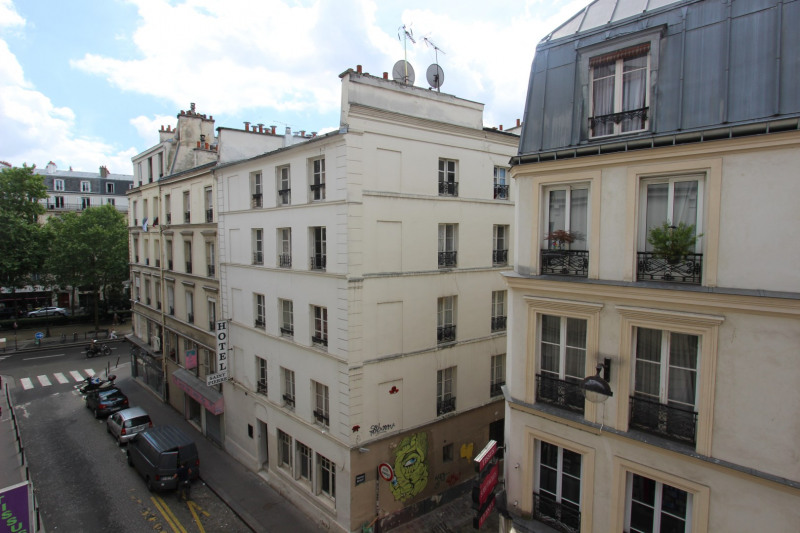 Sale apartment Paris 18ème 499 000€ - Picture 1