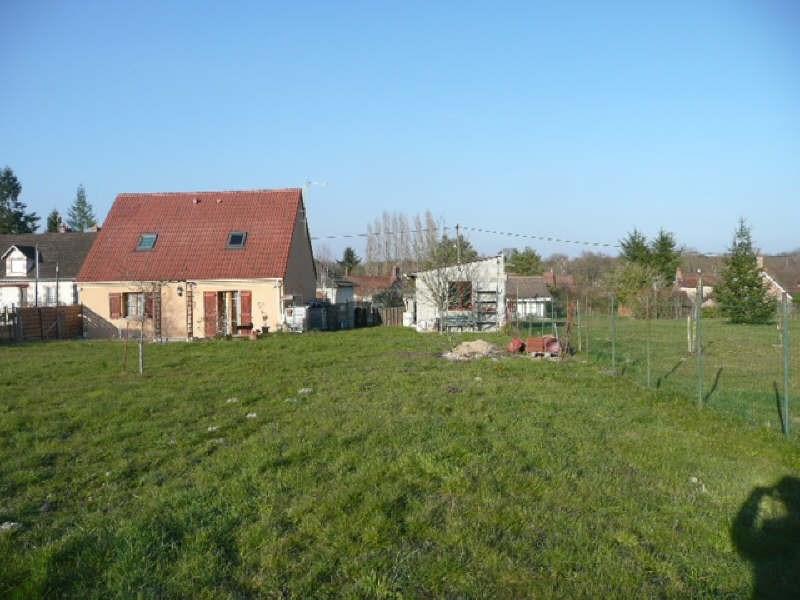 Sale house / villa Brinon sur sauldre 140000€ - Picture 1