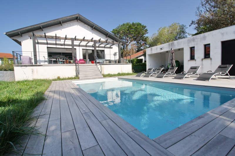 Vente de prestige maison / villa Biarritz 997500€ - Photo 1