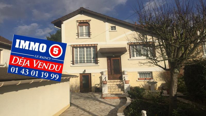 Vente maison / villa Villemomble 380000€ - Photo 1