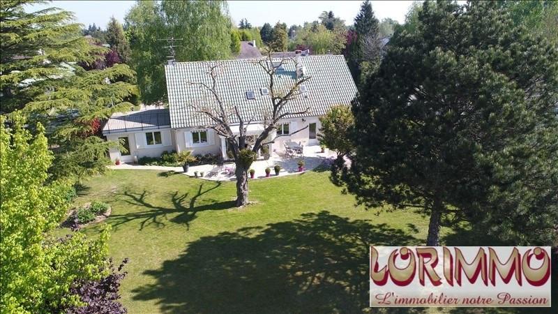 Sale house / villa Mennecy 489000€ - Picture 8