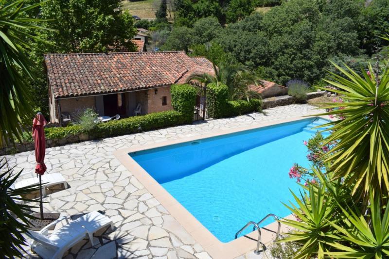 Vente de prestige maison / villa Seillans 695000€ - Photo 1