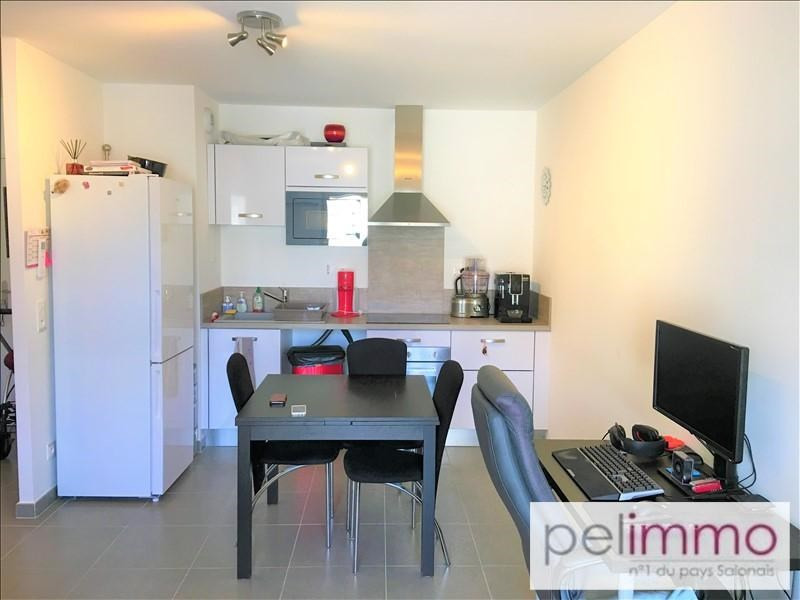 Investment property apartment St chamas 137500€ - Picture 2