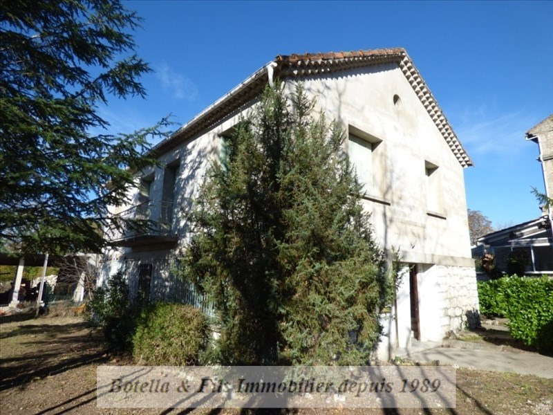 Sale house / villa Barjac 139 000€ - Picture 1