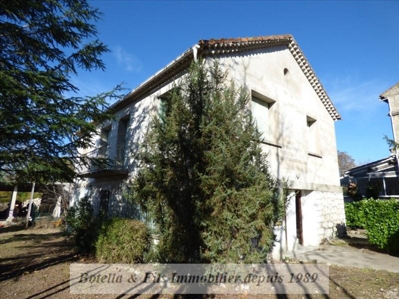 Vendita casa Barjac 139000€ - Fotografia 1