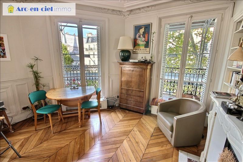 Revenda apartamento Paris 18ème 699000€ - Fotografia 2