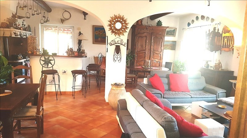 Vente de prestige maison / villa Grans 920000€ - Photo 2