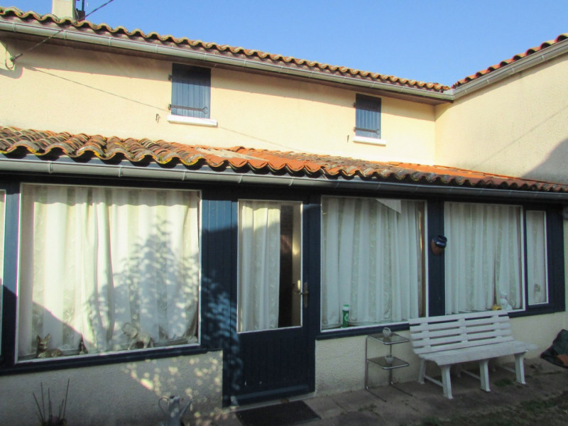 Vente maison / villa Aigre 70 400€ - Photo 1